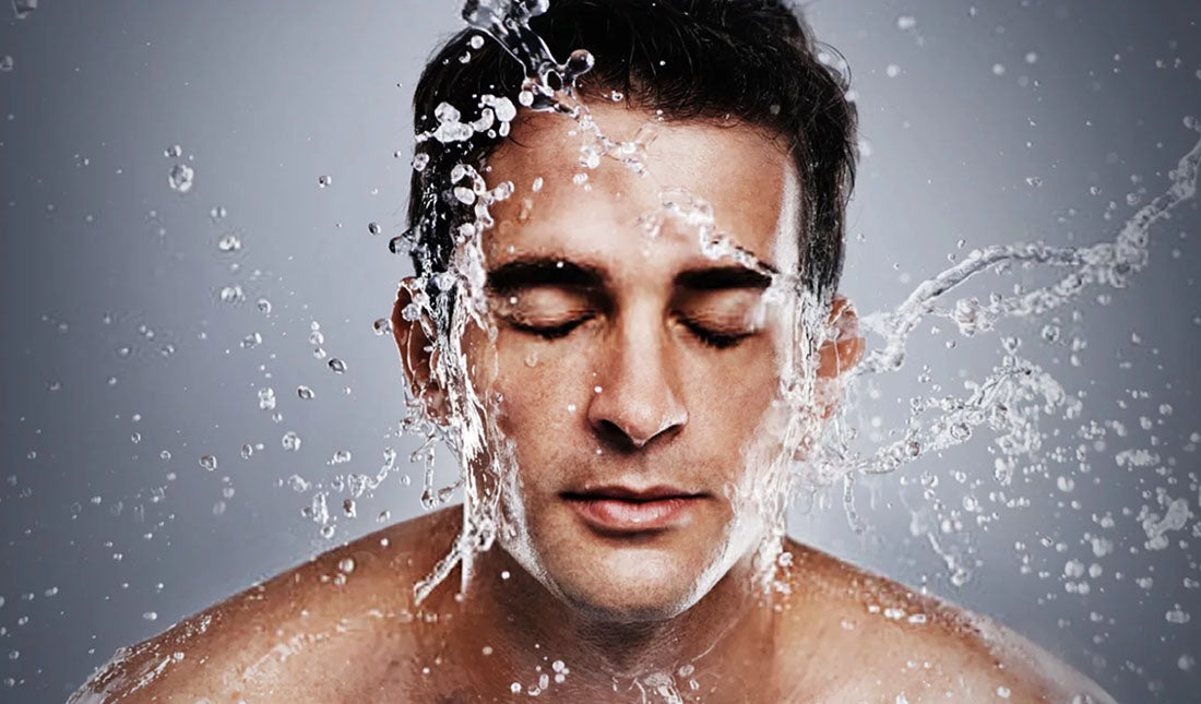 10 Crazy Stats on Men and Skin Care