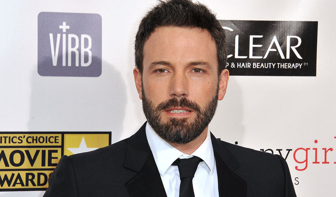 ben affleck with beard