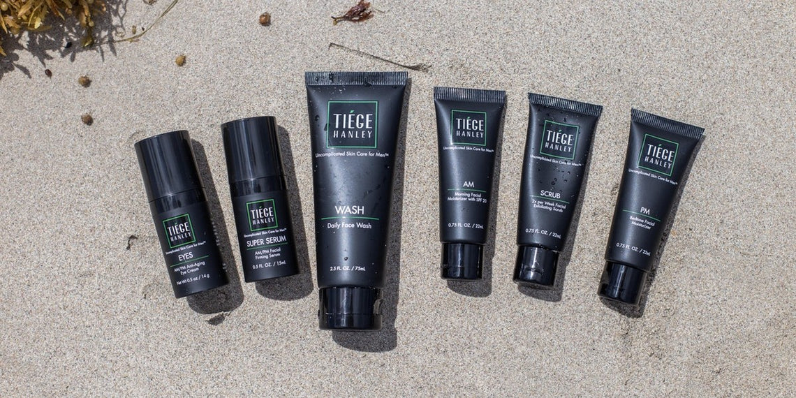 Men's Skin Care Regimen