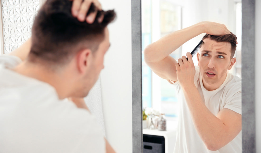 Why Is My Hair Thinning 5 Common Causes Of Thinning Hair Tiege Hanley