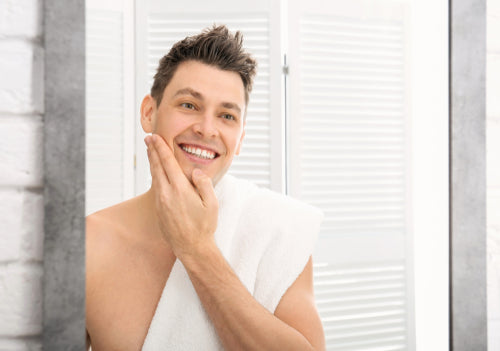 Top 7 Tips for Men to Get Clear Skin (All Skin Types) March 2020 – Tiege  Hanley