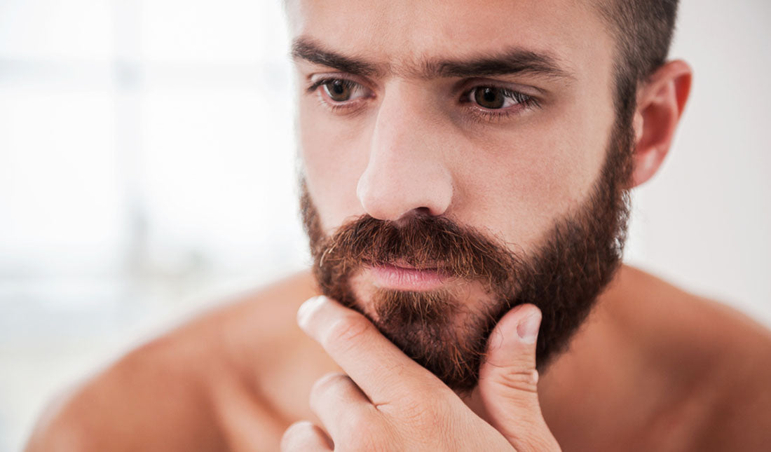 Dry Skin Under Beard: What Causes It and How to Get Rid of It ...