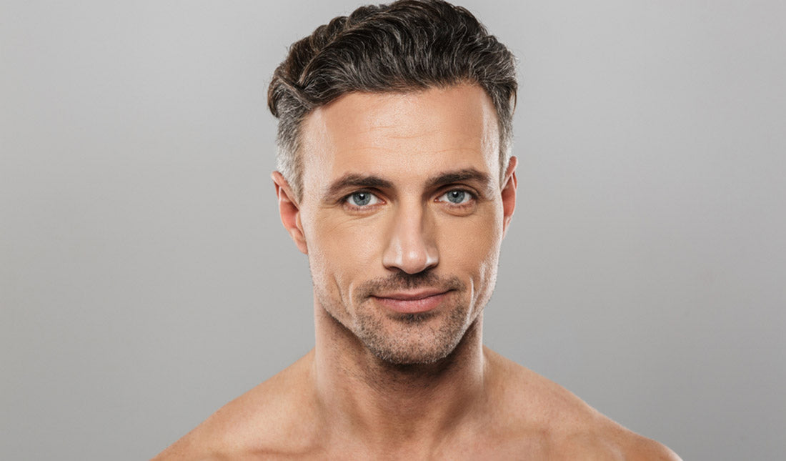 Anti-Aging Skin Care Regimen for Men