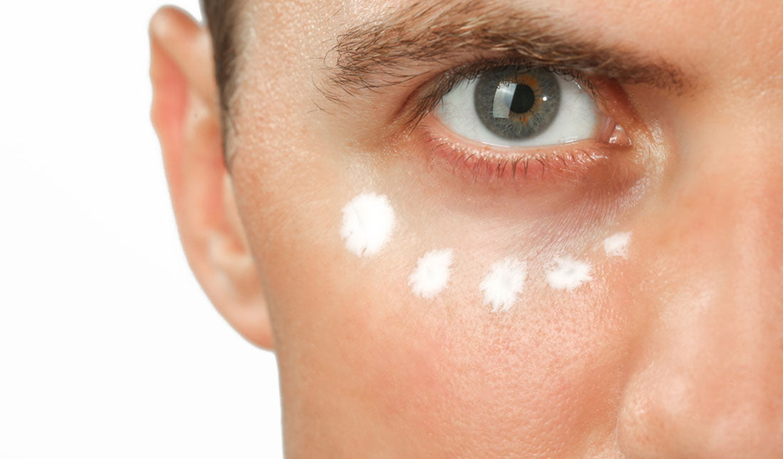 under eye cream treatment