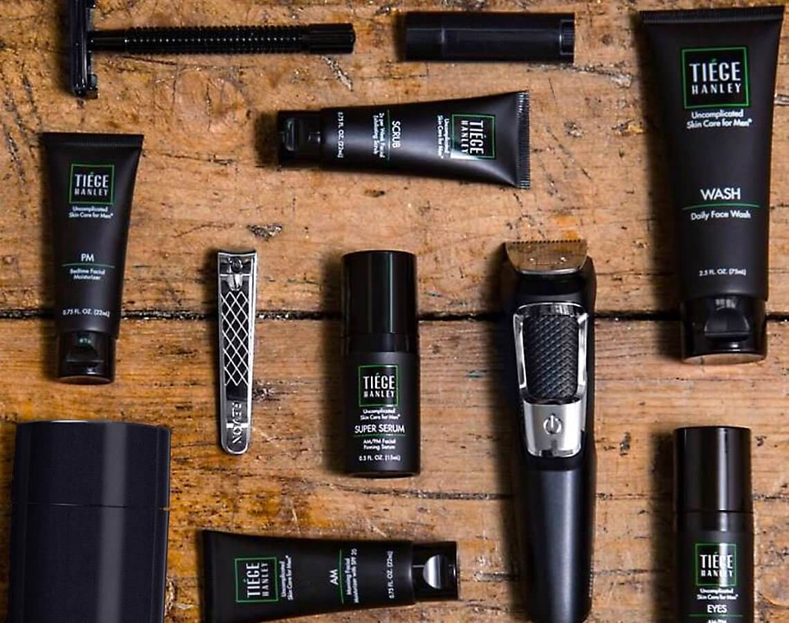 Uncomplicated Skin Care for Men – Tiege Hanley