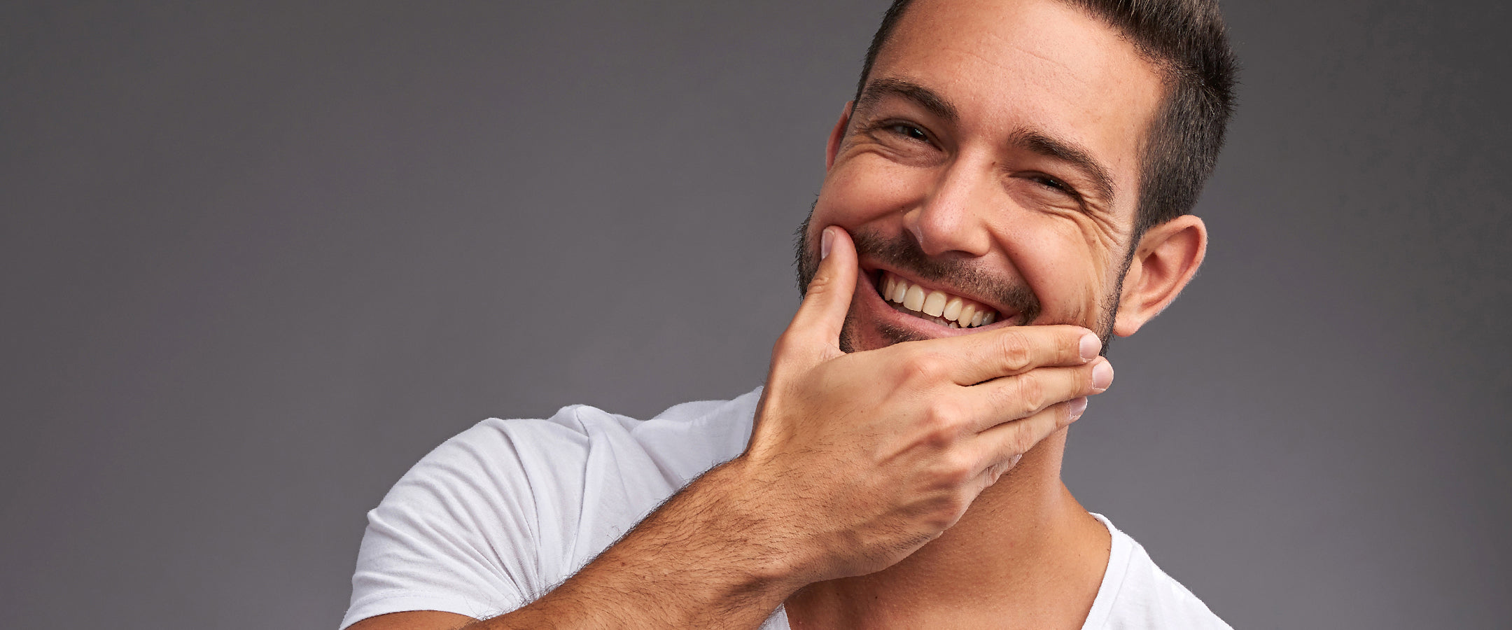 3 secrets to a handsome face