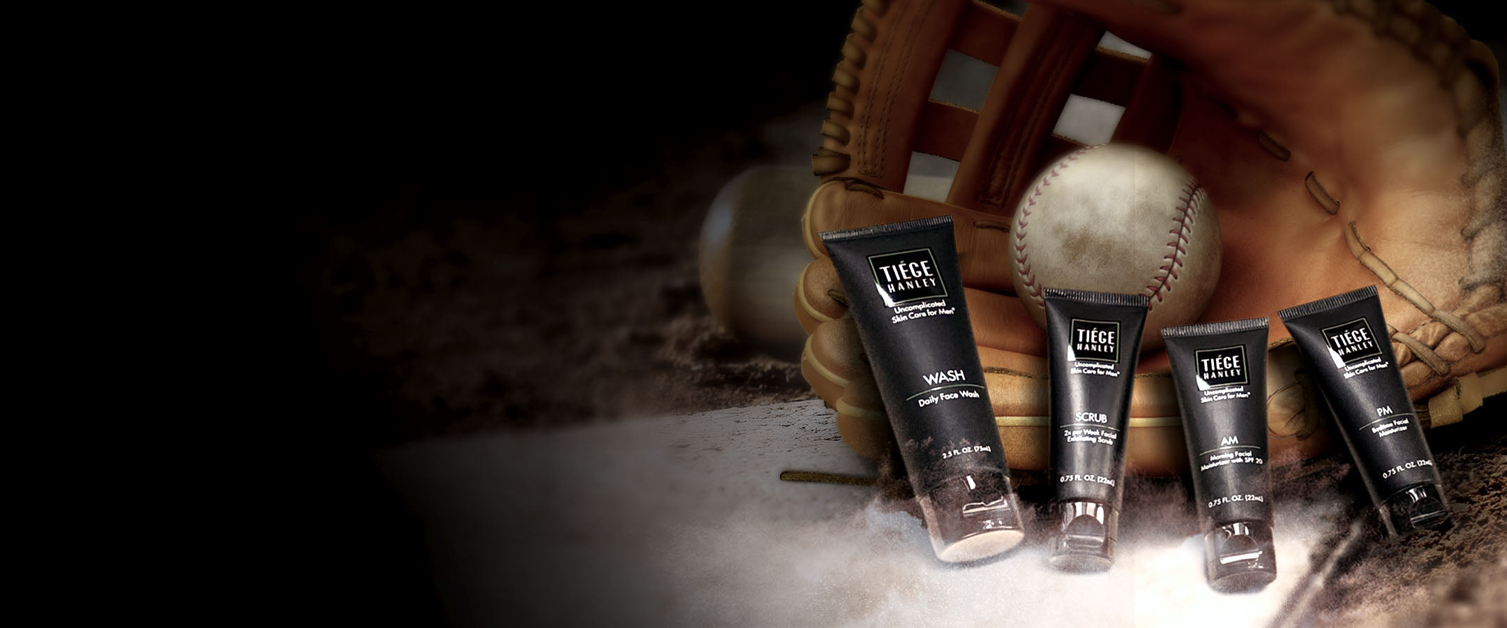 Your skin doesn't have to be as rough as your mitt