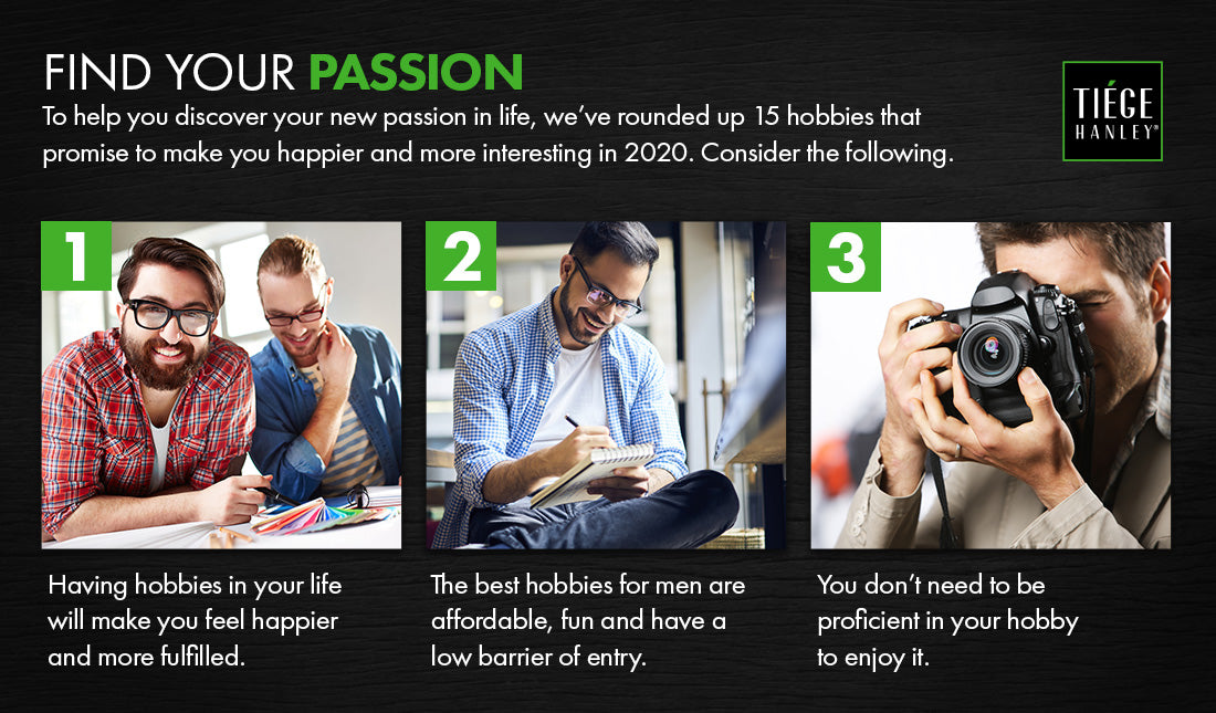find your passion graphic