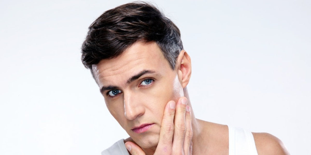 The Uncomplicated Men's Facial Care Line You Need