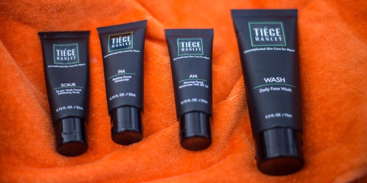 Best Men's Skin Care Regimen