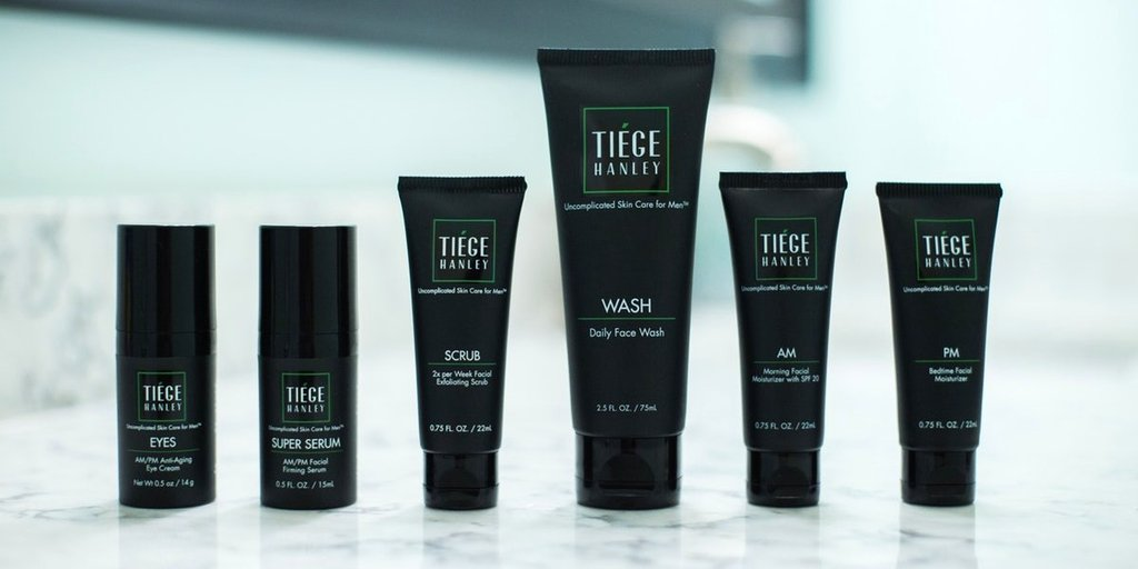Mens Skin Care Regimen