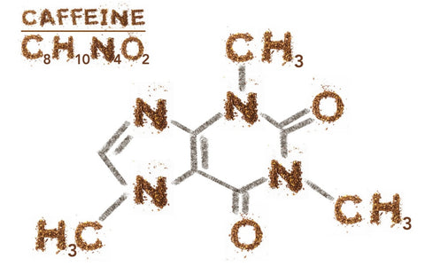 Caffeine Chemical Formula
