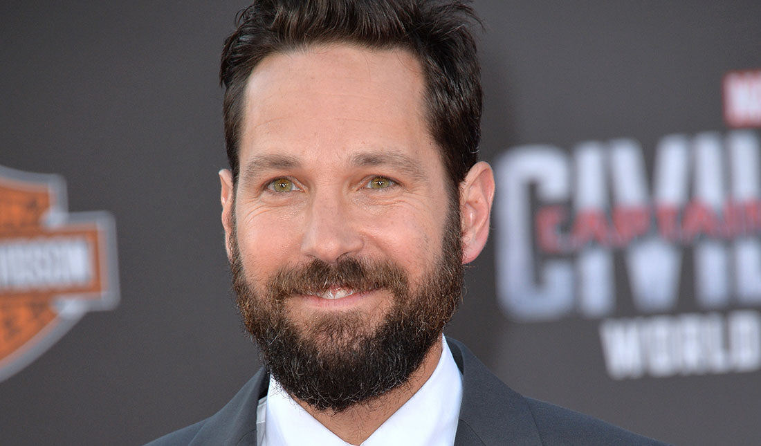 paul rudd at premiere of captain america