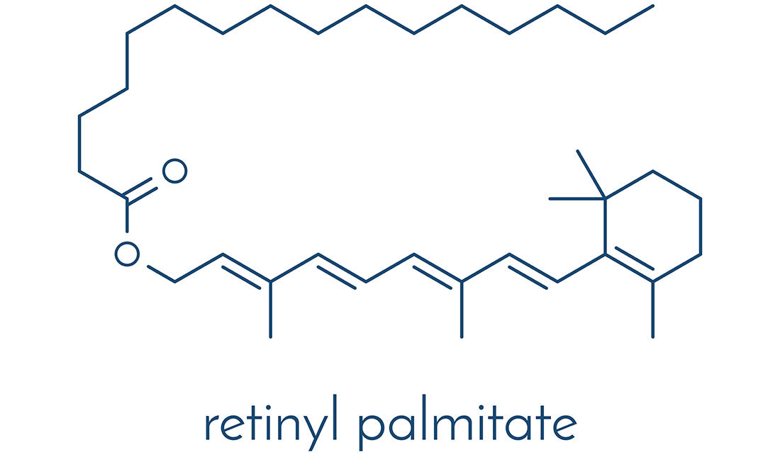 retinyl palmitate chemical compound