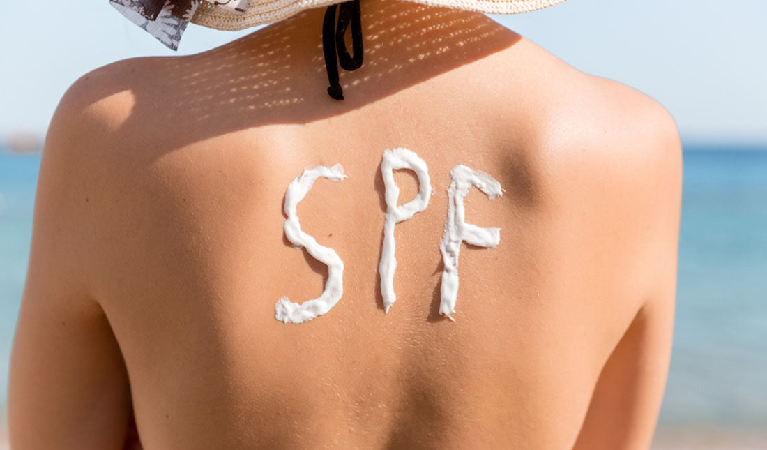 spf wording on back
