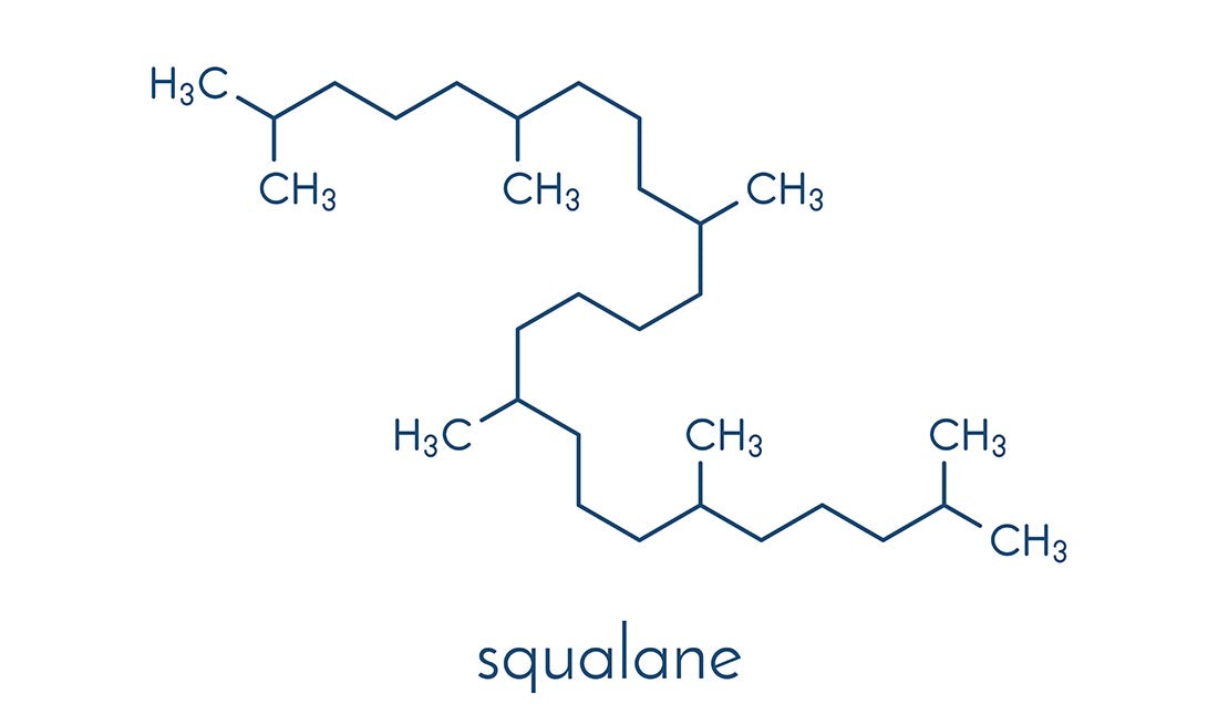 chemical compound of squalane