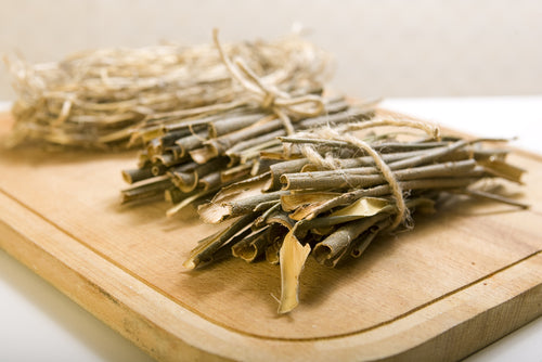 white willow bark medical herb