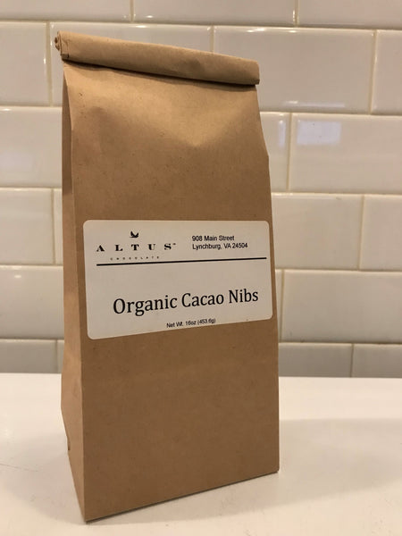 1 Pound Organic Cacao Nibs