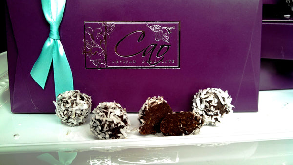 Chocolate Nature Truffles, 12 ct. Gift Collection