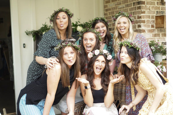 B.loved Bridal Shower x Garden Party