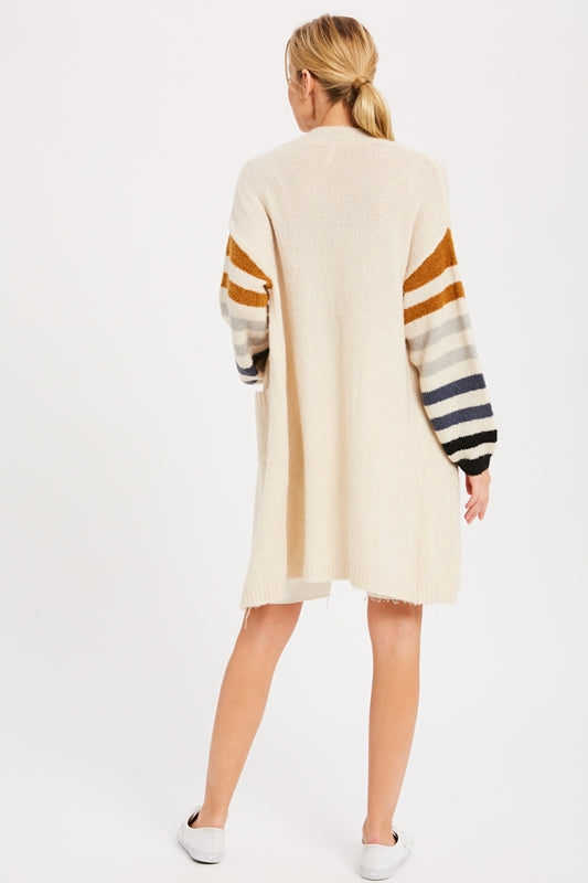 Cabin Fever Sweater Ivory