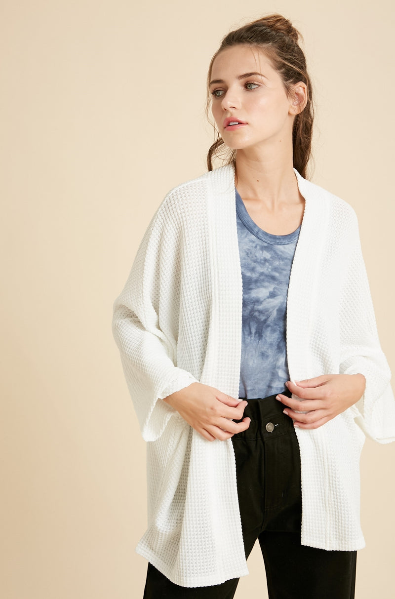 Take Me On The Road Cardi White