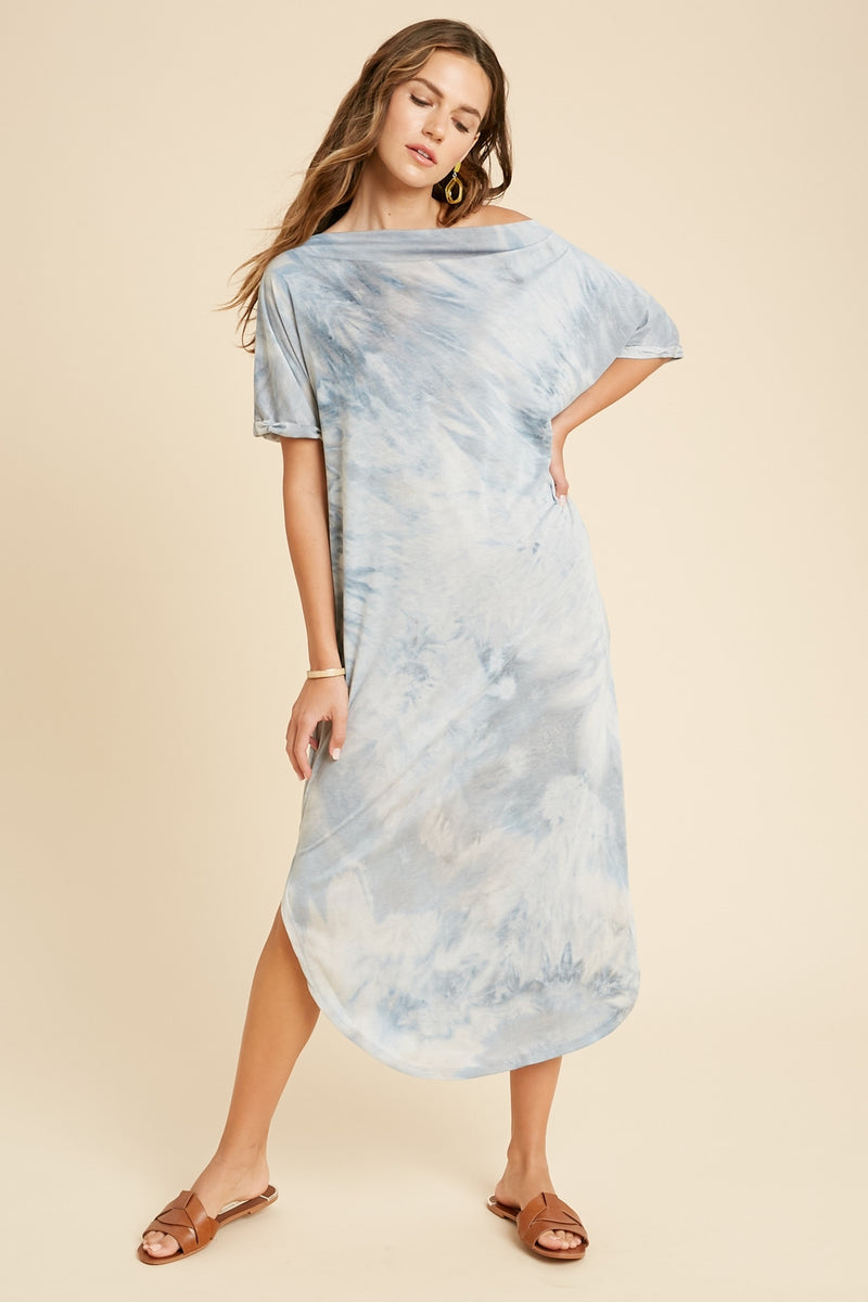 Laguna Dress Blue