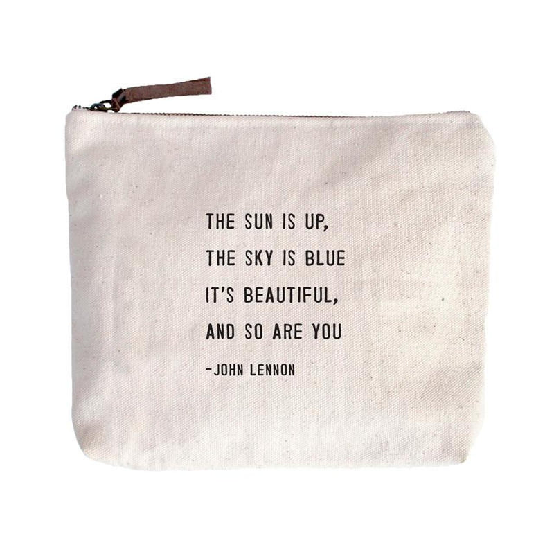 The Sun Is Up Bag