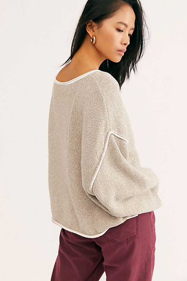 Bardot Sweater Grey