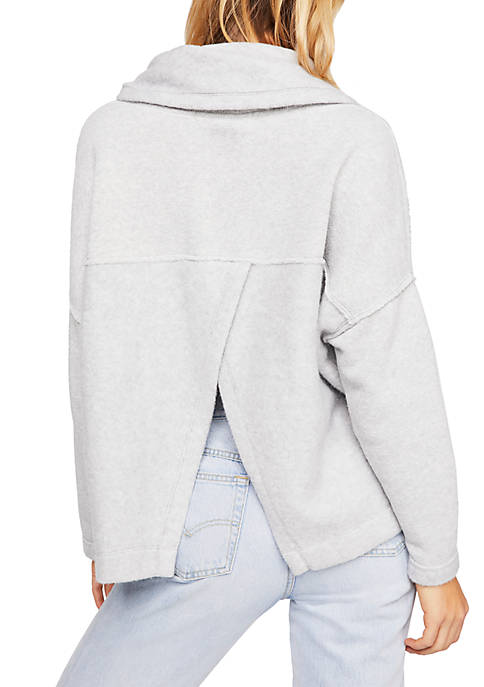 Huntington Pullover Grey