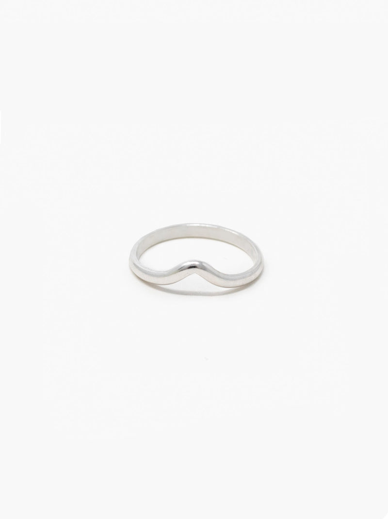 Eclipse Ring Silver