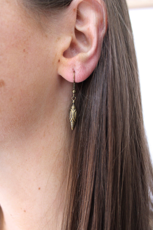 Tadpole Earrings