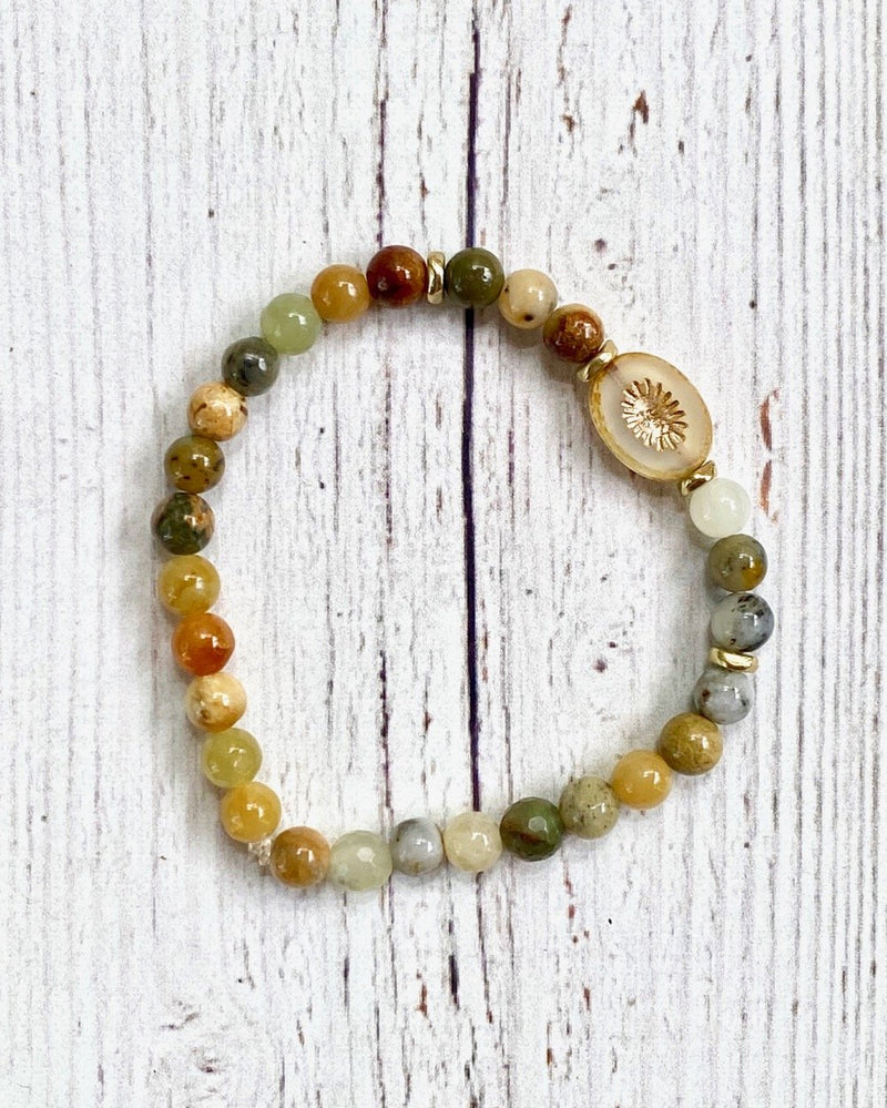 Autumn Stretch Bracelet