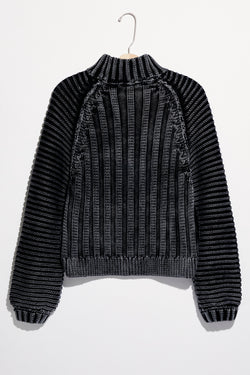 Sweetheart Sweater Black