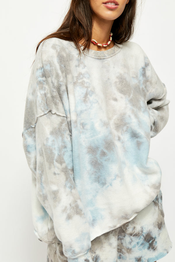 Kelly Tie Dye Washed Set