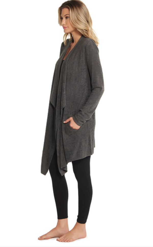 Cozy Chic Lite Island Wrap Carbon