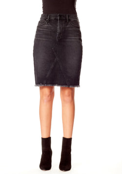 Sherry Wheller Skirt Black (3791255240757)