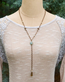 Sage Midlength Necklace