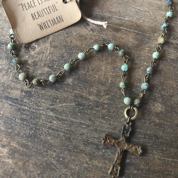 Timeless Soul Necklace Green
