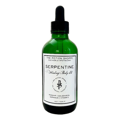 SERPENTINE | Healing Body Oil