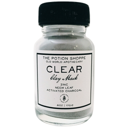 CLEAR | Clay Mask