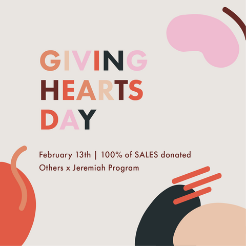 Others | Giving Hearts Day