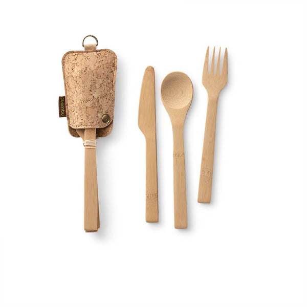 Bambu Travel Utensils