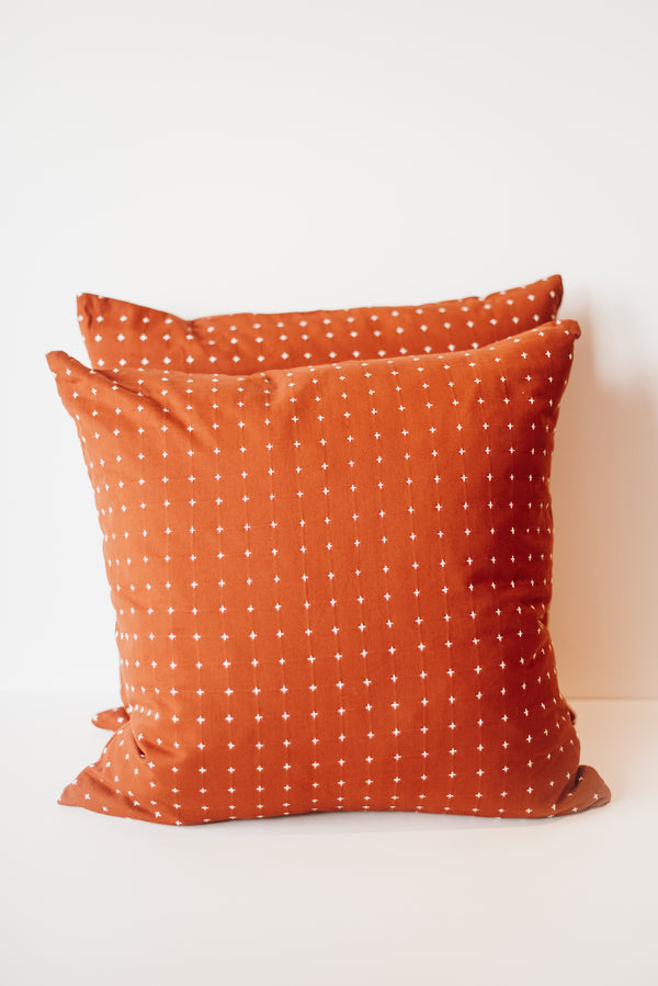 Cross Toss Pillow