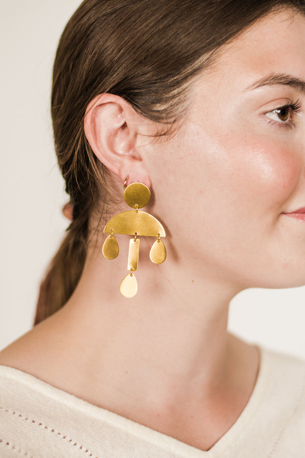 Modular Earrings