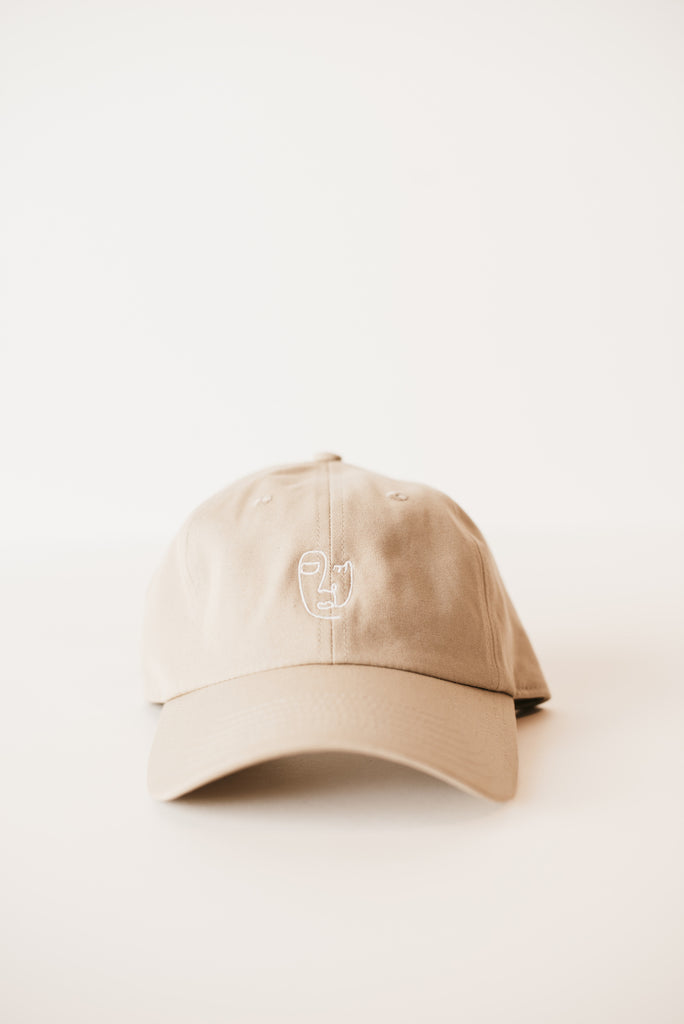 Line Dad Hat - Face