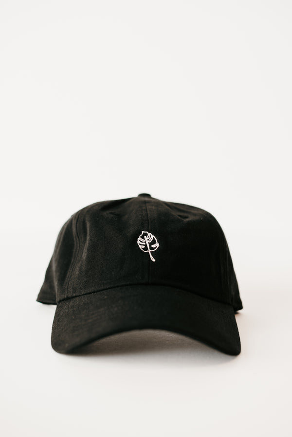 Line Dad Hat - Leaf