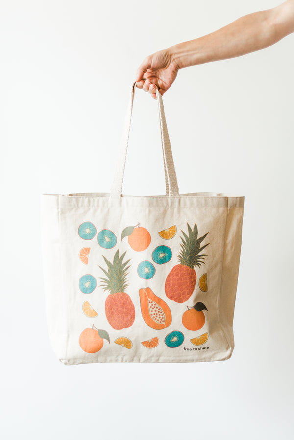Free to Shine | Tote