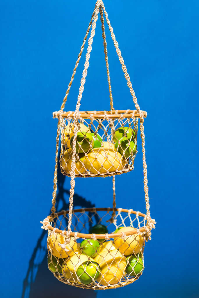 Jhuri Double Hanging Basket
