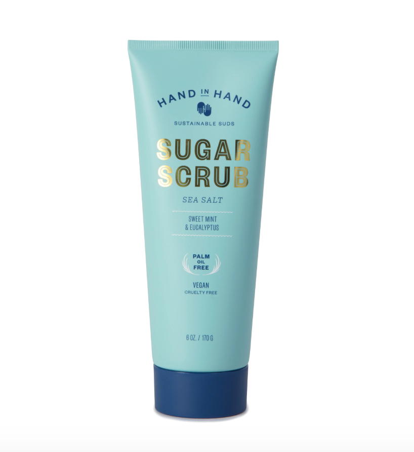 Hand in Hand Sugar Scrub